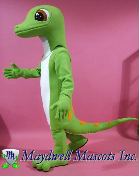 Geico Mascot – GEICO Auto Insurance | Maydwell Mascots