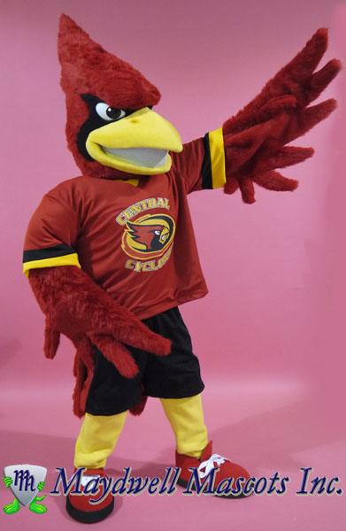 Bird Cardinal Central Collegiate Institute