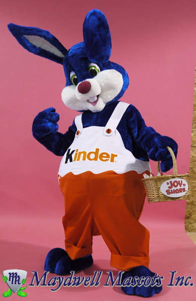 Rabbit Kinder Bunny