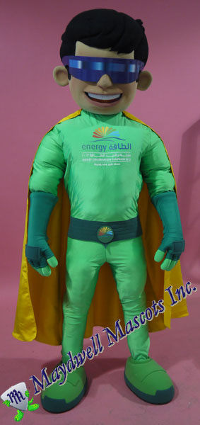 Energy Man Miraj Graphics