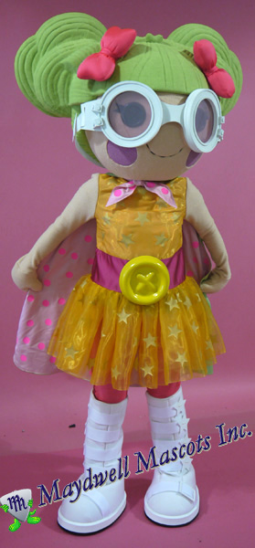 Lalaloopsy Dyna Might copy