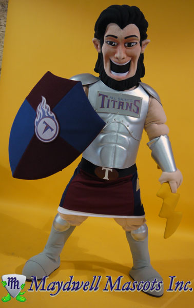 Titan All Saints