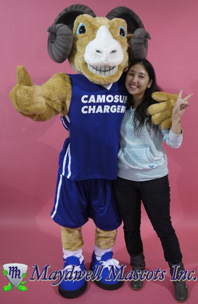 Ram Camosun College b