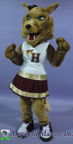 Coyote female Heritage High School