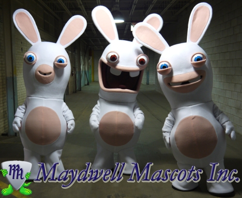 Rabbit Ryaman Ubisoft