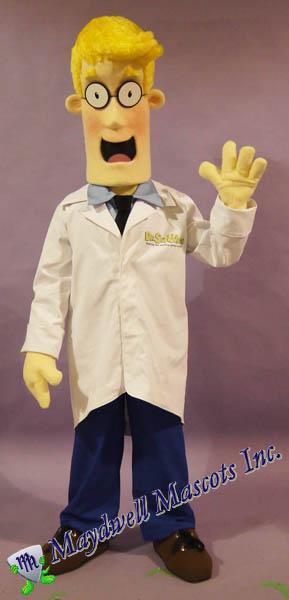 Dr Scribbles