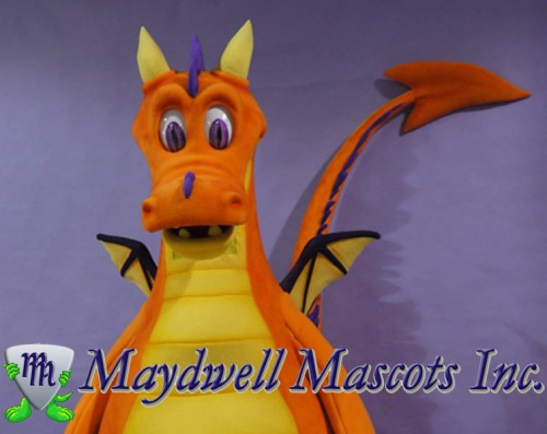 Dragon Sparkie Mike the Knight