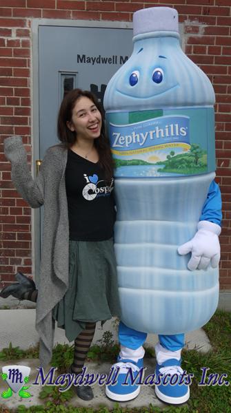 Zephyrhills Water bottle
