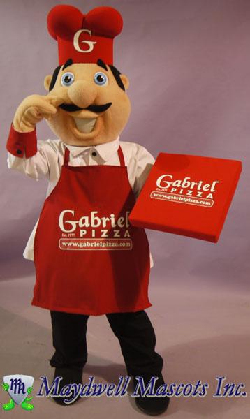 Chef Gabriel Pizza
