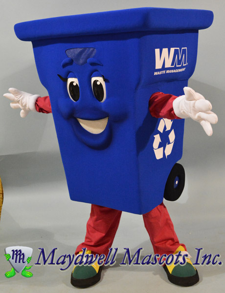Recycle Bin Waste Management North West Vaughn